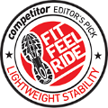 Fit Feel Ride - Editor's Pick